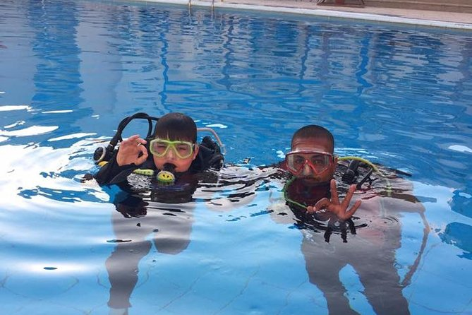Private Indoor Diving Experience in Hurghada with Hotel Pickup