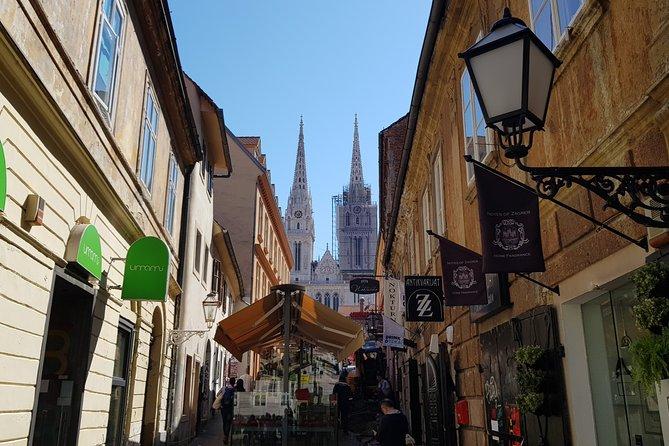Walking tour of Zagreb