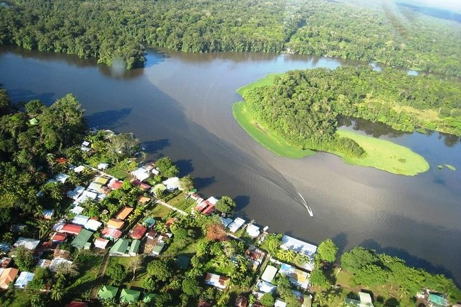 3-Days Eco Adventure Tortuguero National Park walking & Canoe Tour All Inclusive