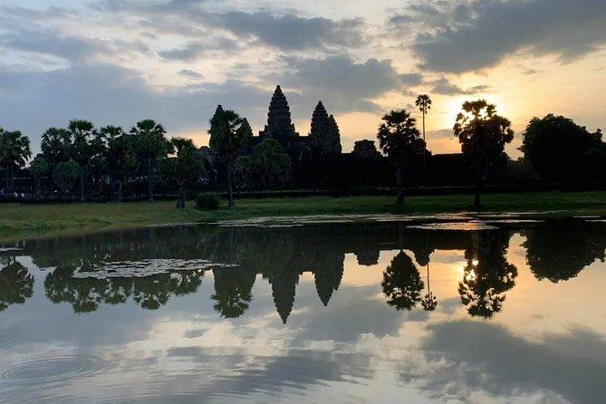 Angkor Wat Sunrise, Sunset and Kulen Mountain, War Museum, Killing Field 2 Day