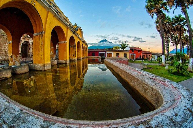 Private Tour: Antigua Guatemala & Guatemala City Tour from Antigua Guatemala