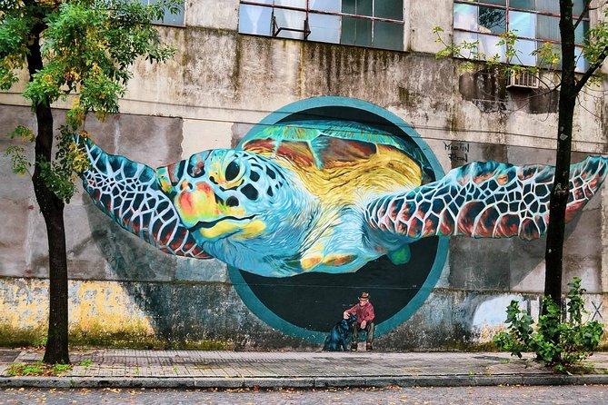 Colourful Buenos Aires (Urban Art Virtual Live Experience)