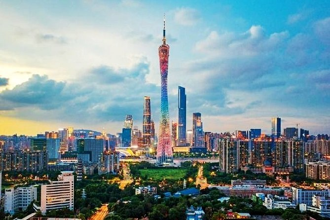 Guangzhou Private Tailor-Made Day Tour with Canton Tower and Other Highlights
