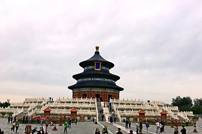 Private Tour of Beijing Highlights with Pickup