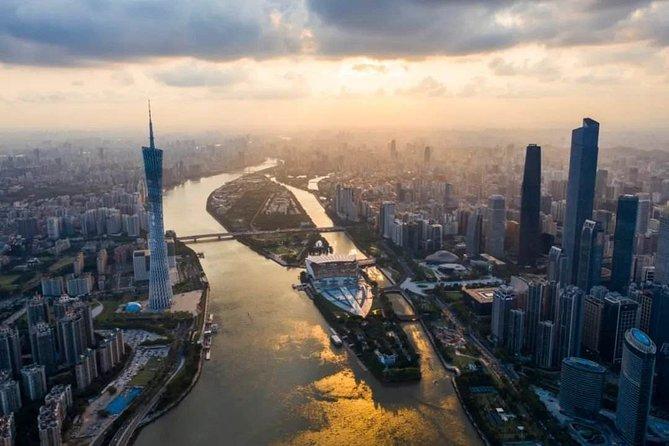 Private Guangzhou Best Day Tour with Canton Tower, Baiyun Mountain and More