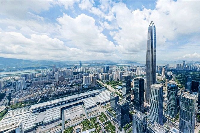 Shenzhen Private Flexible Day Tour from Guangzhou by Bullet Train