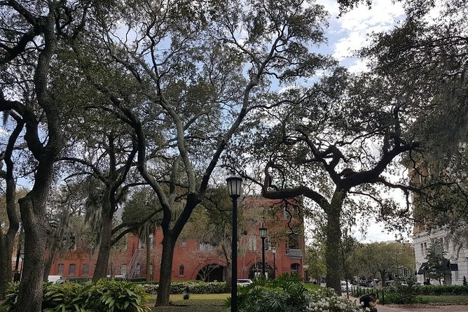 Spooks and Spires Guided Tour in Savannah