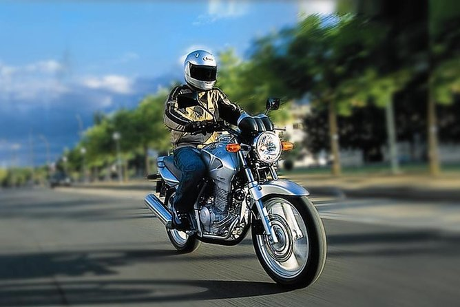 Canggu Motorbike Lessons