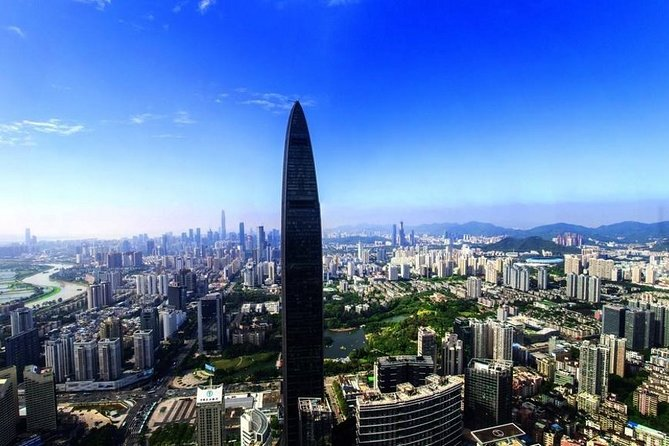 Shenzhen Private Flexible Day Tour with Guide and Driver Service