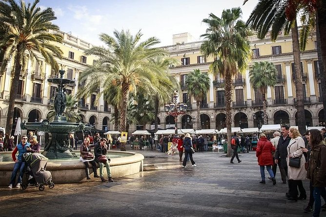 4 Days Tour City Break in Barcelona , Cultural and Gourmet Experience