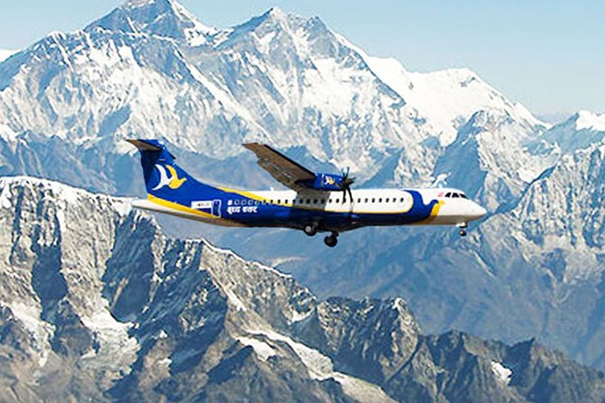 1 Hour Scenic Flight to Mount Everest ( Everest Flight ) - Day Tour
