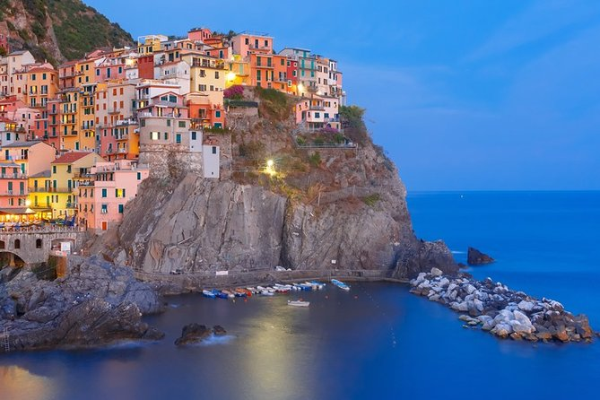 """""""Wonderland 5 Terre & P.to Venere in one day"""" from PISA (Private tour)"""