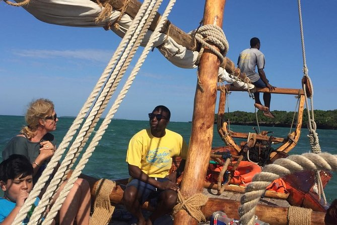 Private Safari Blue Tour: Classic Vasco Da Gama: Departure from Uroa Zanzibar