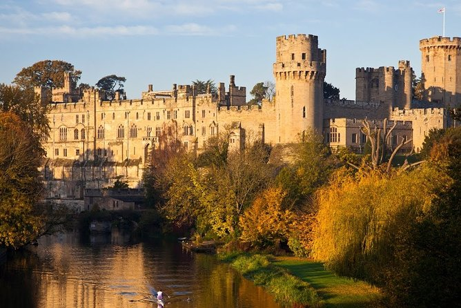 Warwick Castle, Shakespeare's Birthplace, Oxford & The Cotswolds Full Day Tour