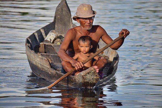 Life of Tonle Sap and Artisan d'Angkor