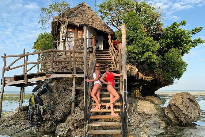 Zanzibar Full Day Dolphin Tour; Jozani Forest; Paje Beach & The Rock Restaurant