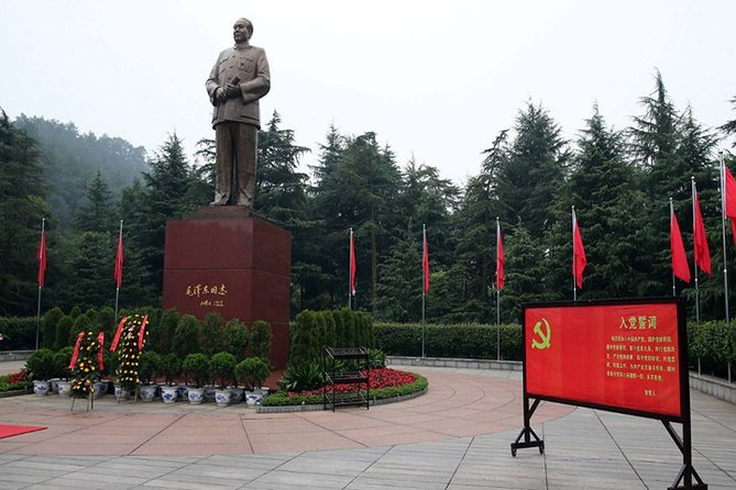 Private Day Tour to Shaoshan-birth place of Chairman Mao from Changsha