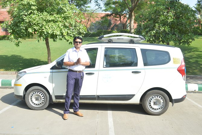 Agra Private Car Charter
