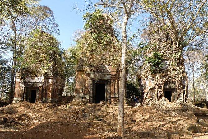 Koh Ker Group Exploration