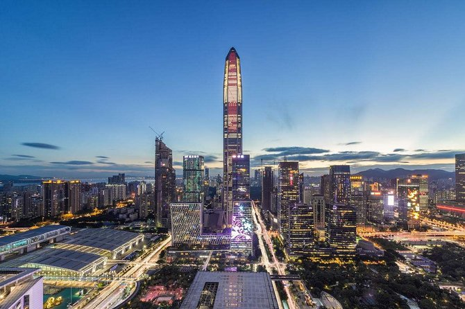 Shenzhen Self-Guided Tour with Private Car and Driver Service