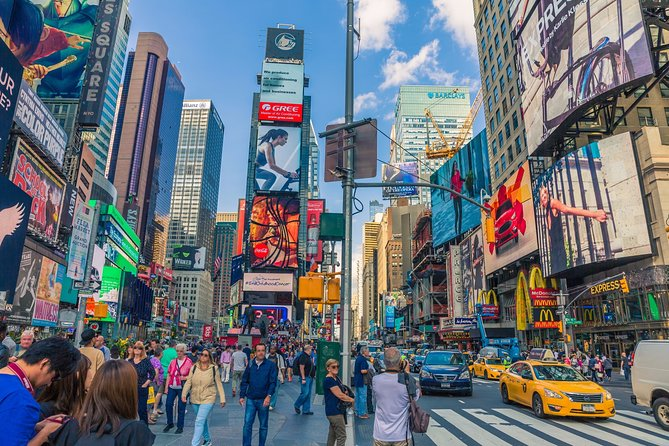 Private 4-hour Walking Tour: ¨The Best of New York in Mid Manhattan¨