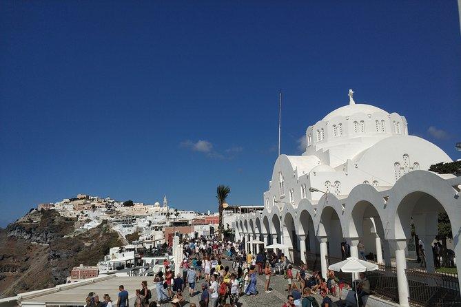Santorini: Walking Tour of Fira