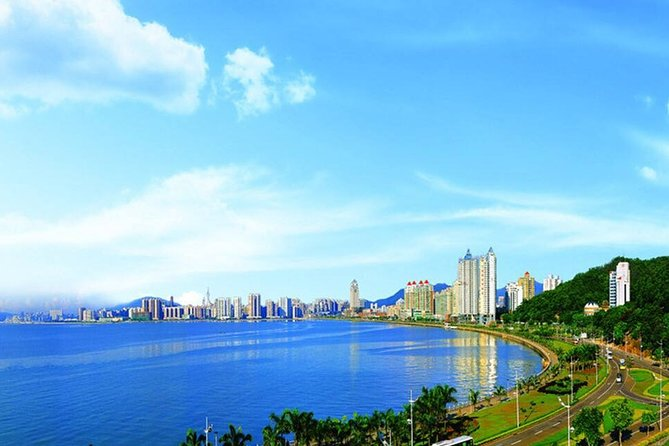 Zhuhai Self-Guided Tour by Private Car and Driver Service with Pick up Options
