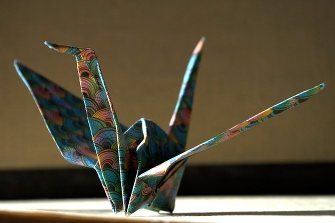 Withlocals LIVE Original Origami Class & Stories with a Local from Seoul