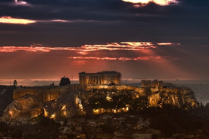 Athens Greece Night Tour
