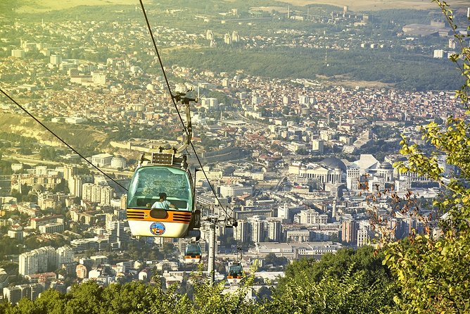 Skopje City Break 5 days tour