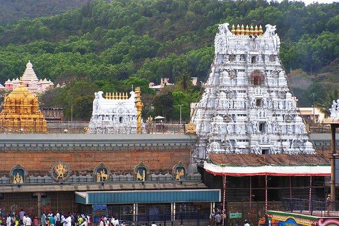 Bangalore to Tirupati, Lord Venkateswara & Sri Kalahasti Temple