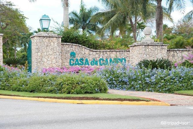 Santo Domingo (SDQ) TRANSFER to CASA DE CAMPO RESORT & VILLAS ROUND TRIP