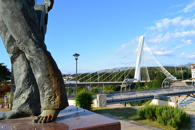 Private Podgorica City Walking Tour