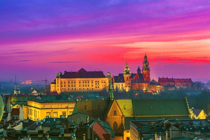 Creepy Krakow City Walking Tour