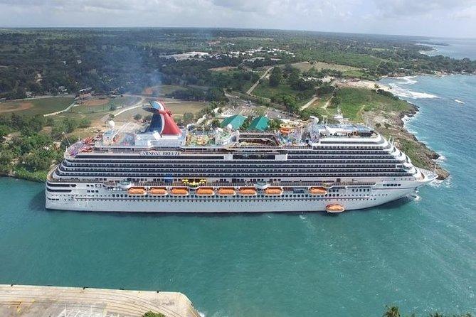 WHEELCHAIR VAN Punta Cana (PUJ) TRANSFER to ROMANA CRUISE SHIP TERMINAL ONE WAY