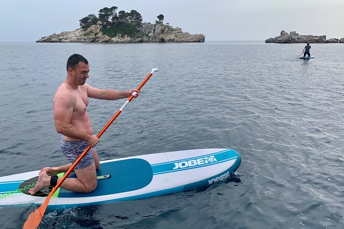 Private SUP Tour to Petrovac