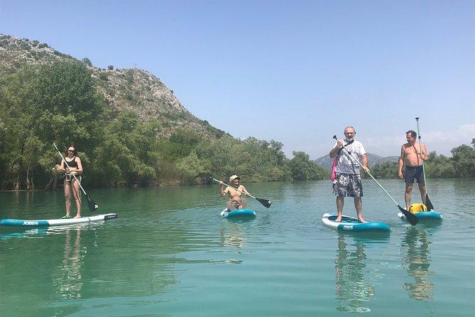 Private SUP Adventure in Plavnica