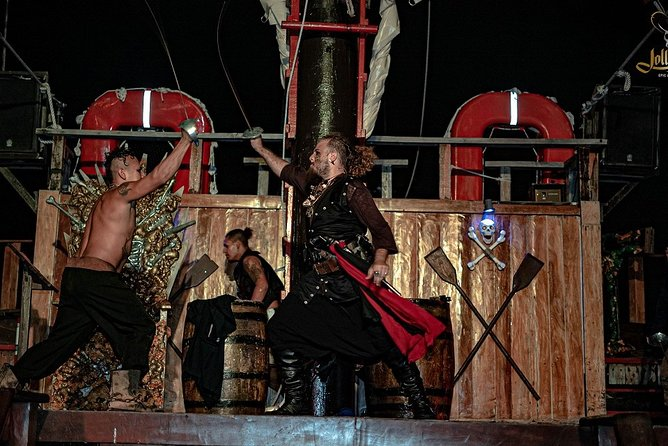 Jolly Roger - Pirate Experience & Dinner