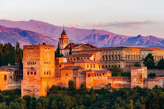 8 Days Tour Madrid to Andalusia