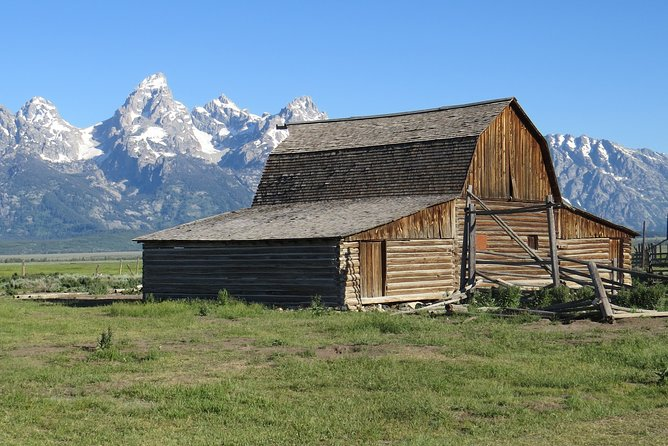 Grand Teton National Park - Sunrise Guided Tour from Jackson Hole