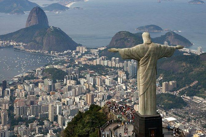 Rio Expresso (Cristo Redentor + Pão de Açúcar + City Tour)