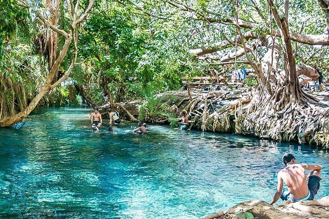 Kikuletwa Hot-springs