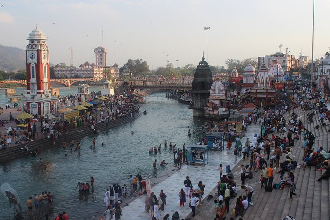 Dehradun to Haridwar & Rishikesh ArirportTransfers+Hotel+Sightseeing