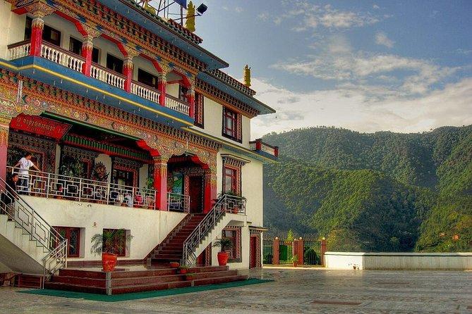 Day hike to White Gumba-Amitabha Monastry from Kathmandu
