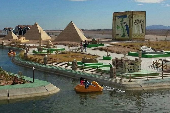 Hurghada: Mini Egypt Park with Transfers