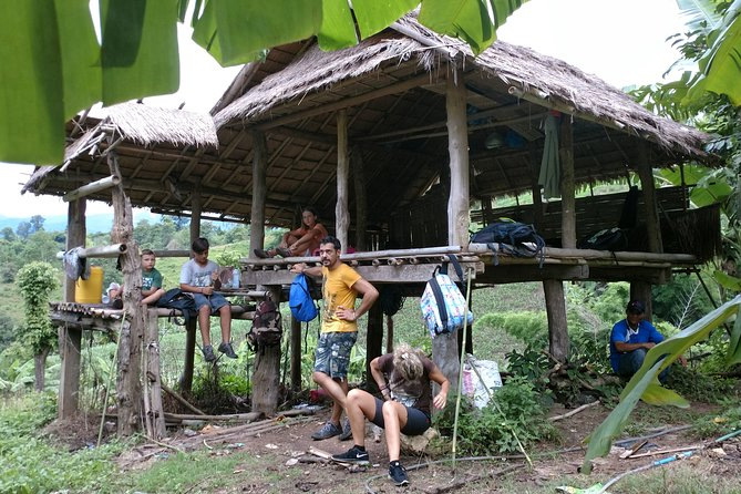 2-Day Private Tour of Northern Thailand Jungle from Chiang Rai
