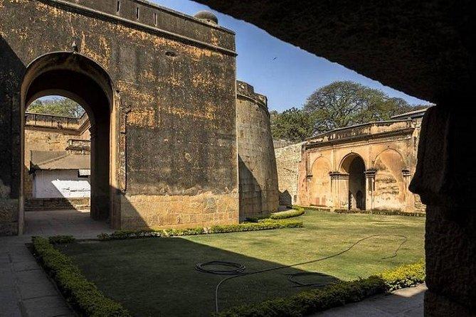 Sunshine Bangalore day tour, Lal Bagh & Tipu Sultan Fort
