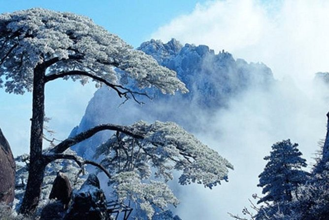 2-Day Huangshan Private Tour: Yellow Mountain and Hot Spring Spa Experience