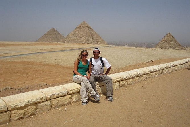 From Sharm El Sheikh to Cairo and return