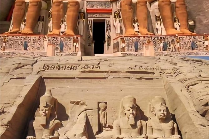 Full Day Sharing Tour To Abou simple Temple & Aswan high Dam. photo 4